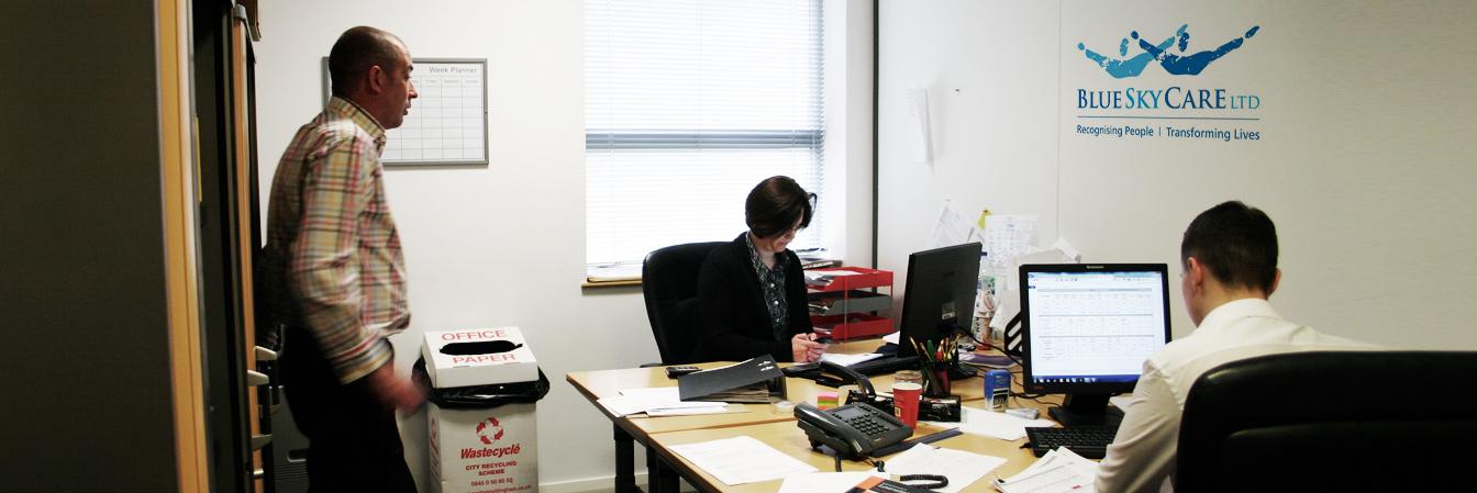 BSC-Office